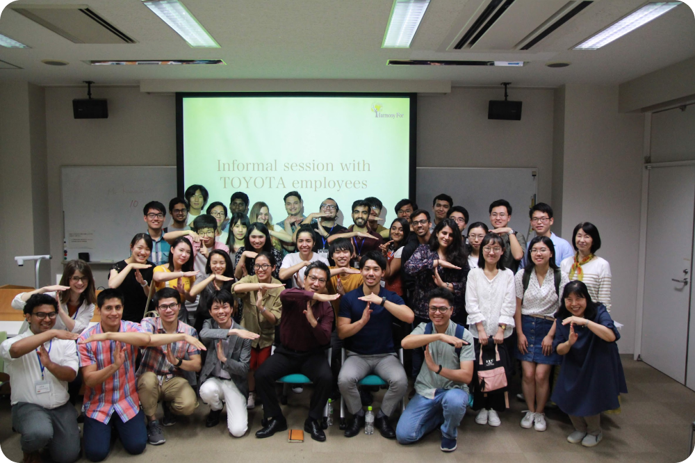 名古屋大学、トヨタキャリアイベント