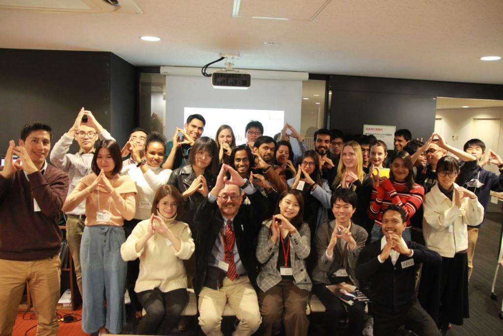 名古屋大学内で(株)デンソー様と開催したイベント